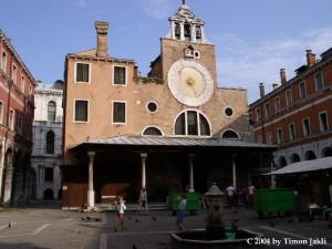 Piazza in Venedig