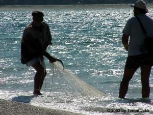 Erfolgreiche Fischer