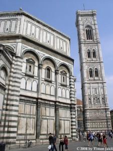 Battisterio e Duomo di Firenze