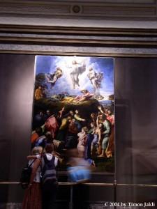 Raffael - Transfiguration