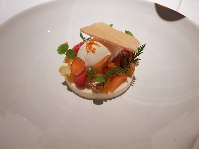 Carrot | Brillat-Savarin, Mikan, Orange blossom, Cardamon