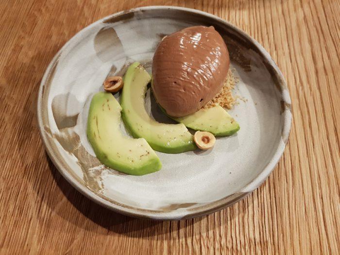 Avocado & Nutella