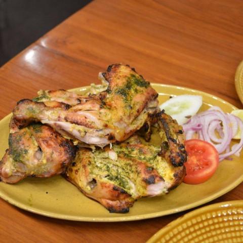 A visit to Bhukara - India's best restaurant