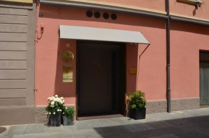 Osteria Francescana - Outside