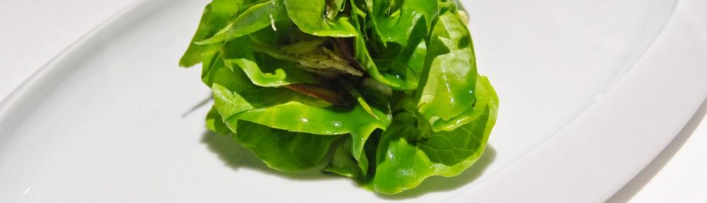 Caesar salad in Emilia