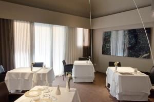 Osteria Francescana - Inside