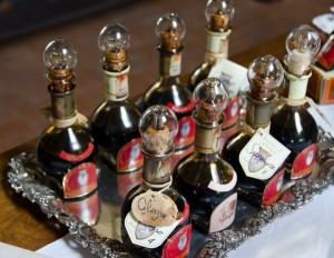 Acetaia di Giorgio - Different types of Balsamic Vinegar
