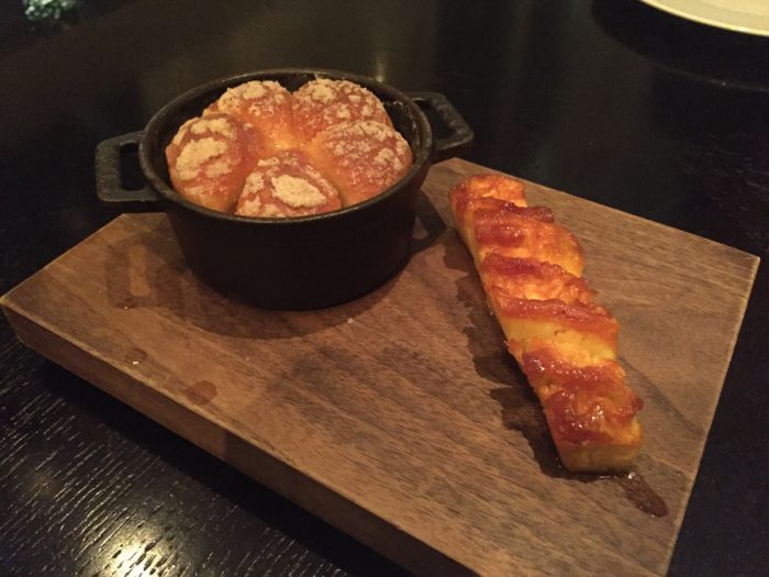 Tipsy Cake (c.1810) | Spit roast pineapple