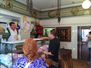 Antica Macelleria Cecchini - Butcher shop
