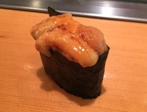 Uni - sea urchin roe