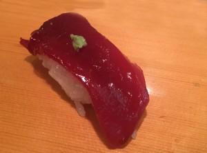 Maguro (tuna loin)