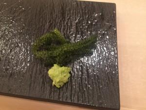 Funny seaweed