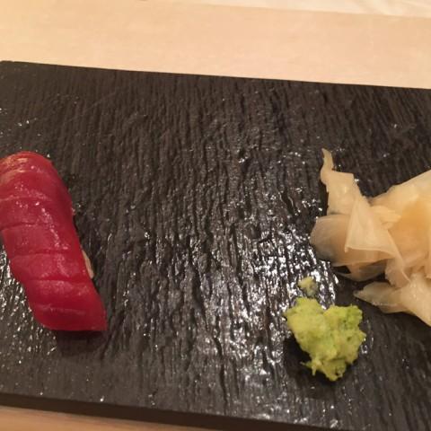Sushi heaven: Hakobune in Tokyo