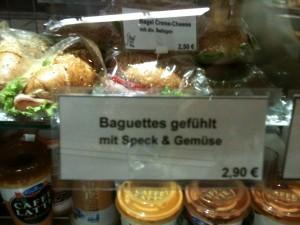 Gefühlte Baguettes