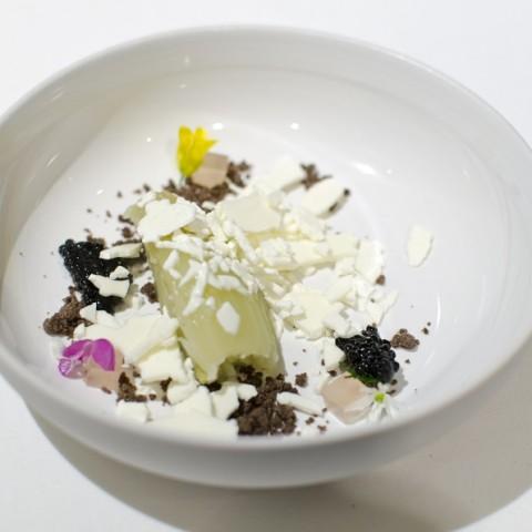 Enjoying Andreas Doellerer's Cuisine Alpine