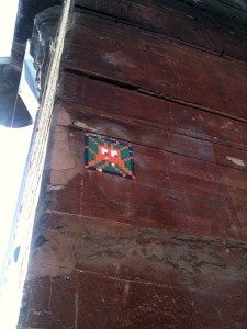 Space Invader - Haus des Meeres