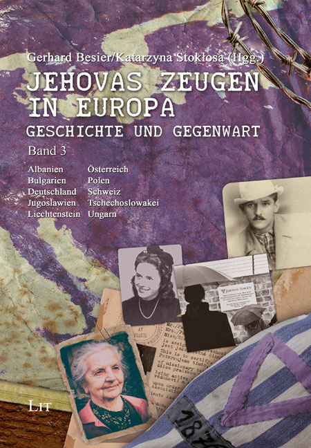Jehovas Zeugen in Europa Bd. 3