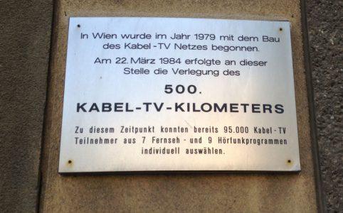 500 Kilometer Kabelfernsehen