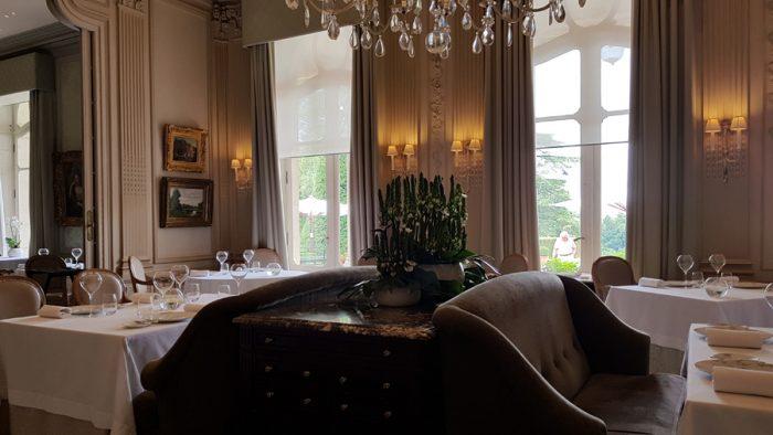 Restaurant Le Parc - Inside