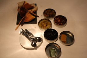 Chutneys and stuff