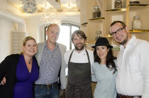 Mr. Redzepi and us
