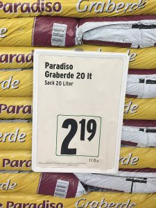 Paradiso Graberde