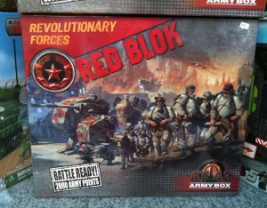 Red Block Revolutionary Forces