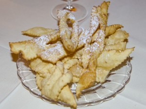 Dessert surprise