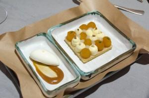 Boskop apple - Biscuit - Caramel