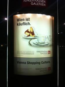 Wien ist käuflich